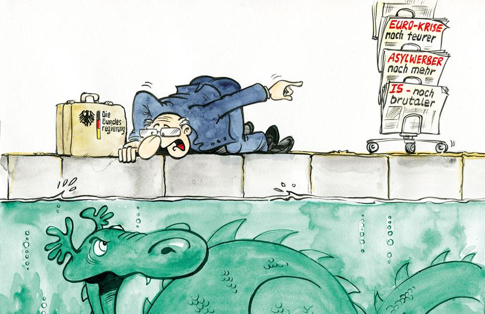 Karikatur der Woche 31/15