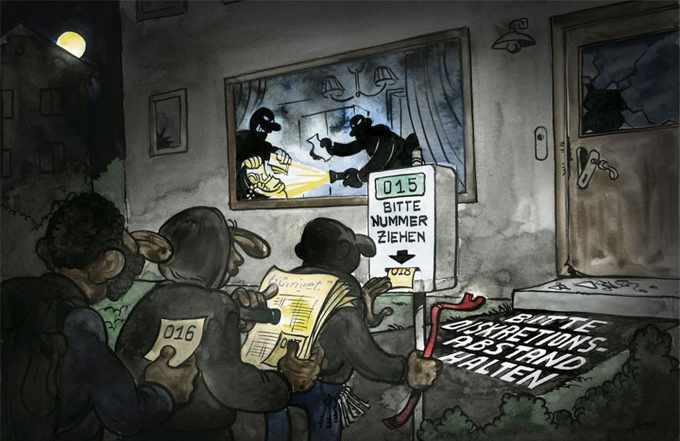 Karikatur der Woche 15/16