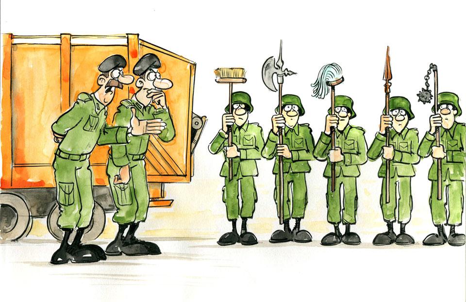 Karikatur der Woche 19:15