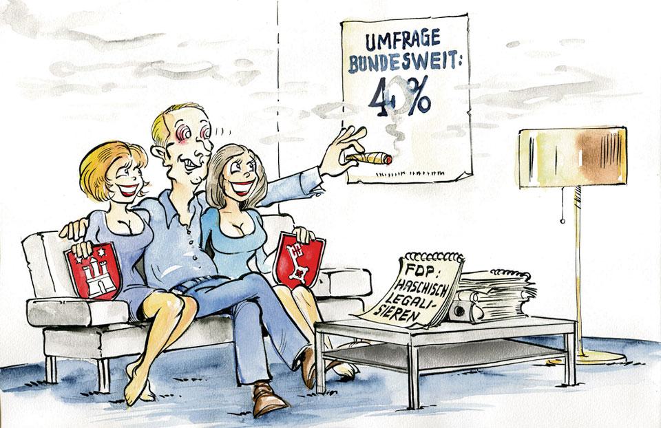 Karikatur der Woche 22:15