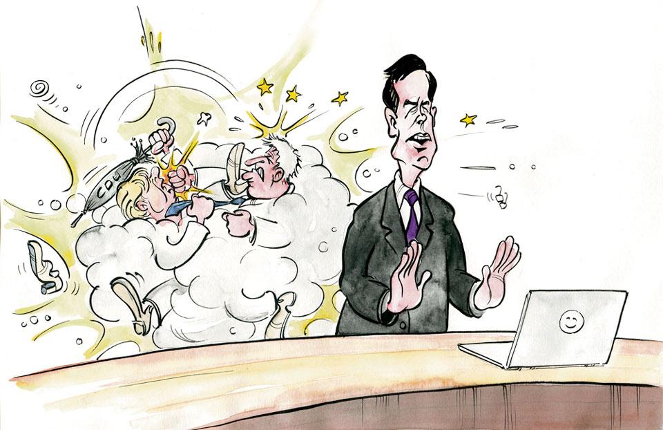 Karikatur der Woche 24:16