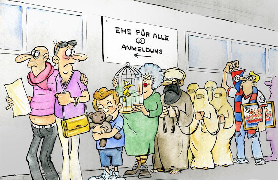 Karikatur der Woche 25/15