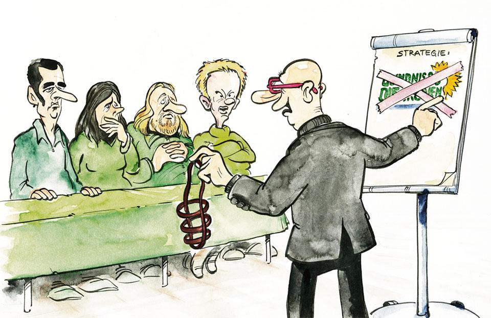Karikatur der Woche 3/17