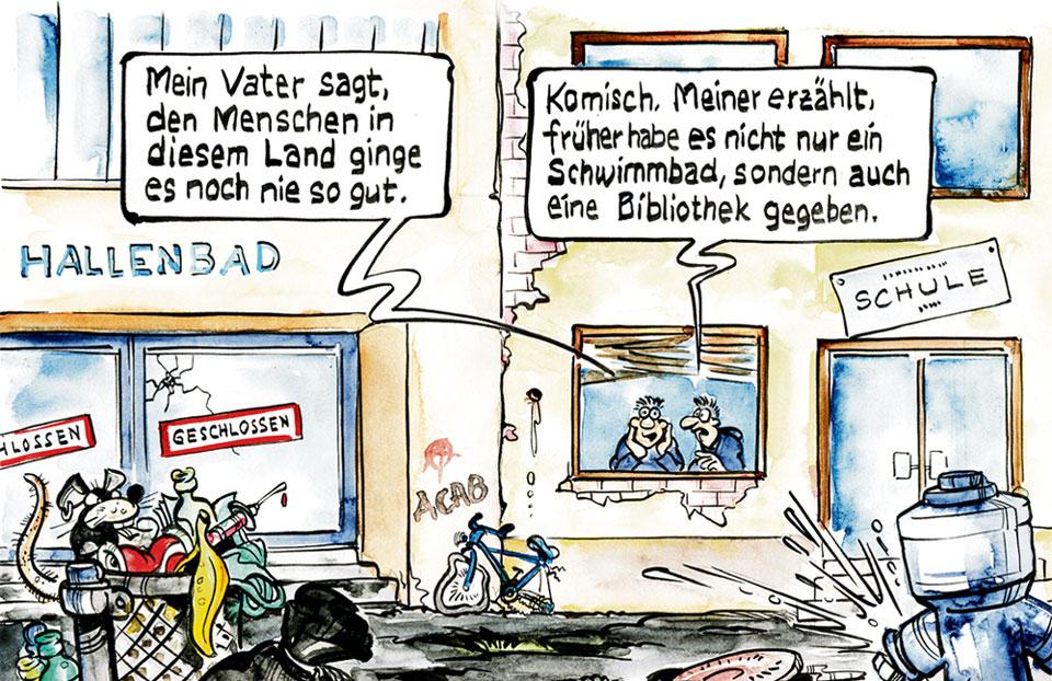 Karikatur der Woche 38/17