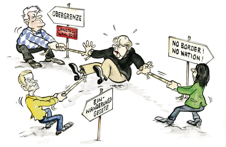 Karikatur der Woche 40/17