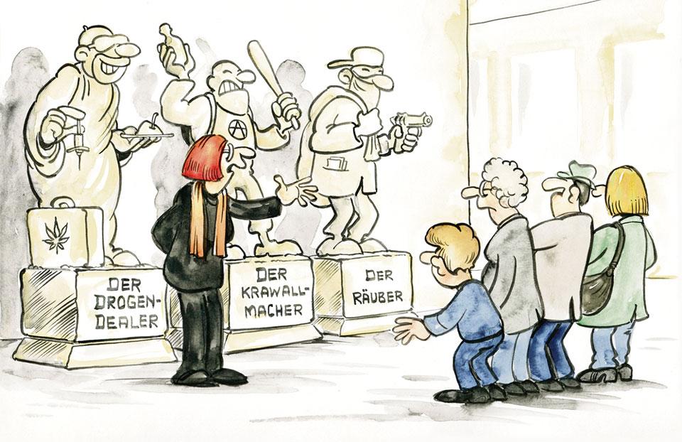 Karikatur der Woche 45/17