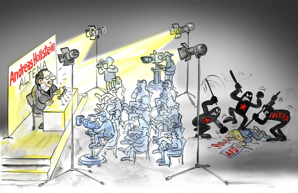 Karikatur der Woche 50/17