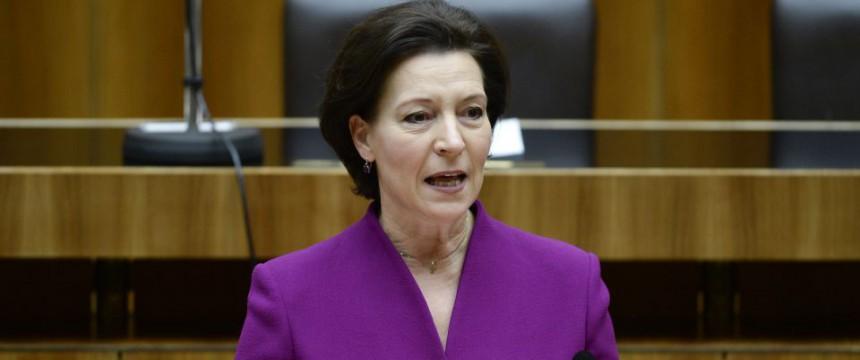 Gabriele Heinisch-Hosek: Wer wird bei der Steinigung am meisten diskriminiert? Foto:  picture alliance/APA/picturedesk.com