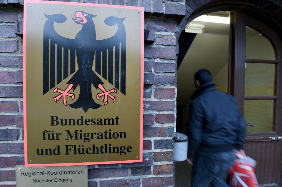 Außenstelle des Amtes für Migration und Flüchtlinge