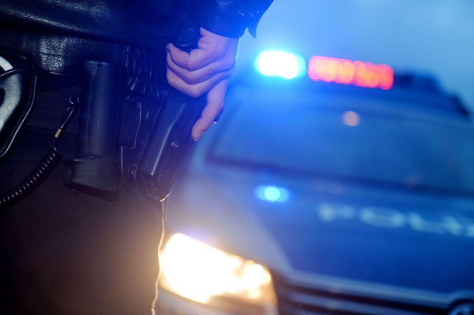 Polizeieinsatz (Archiv)