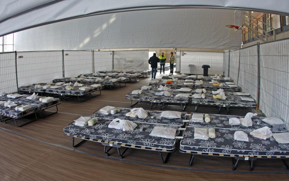 Unterkunft für Asylbewerber