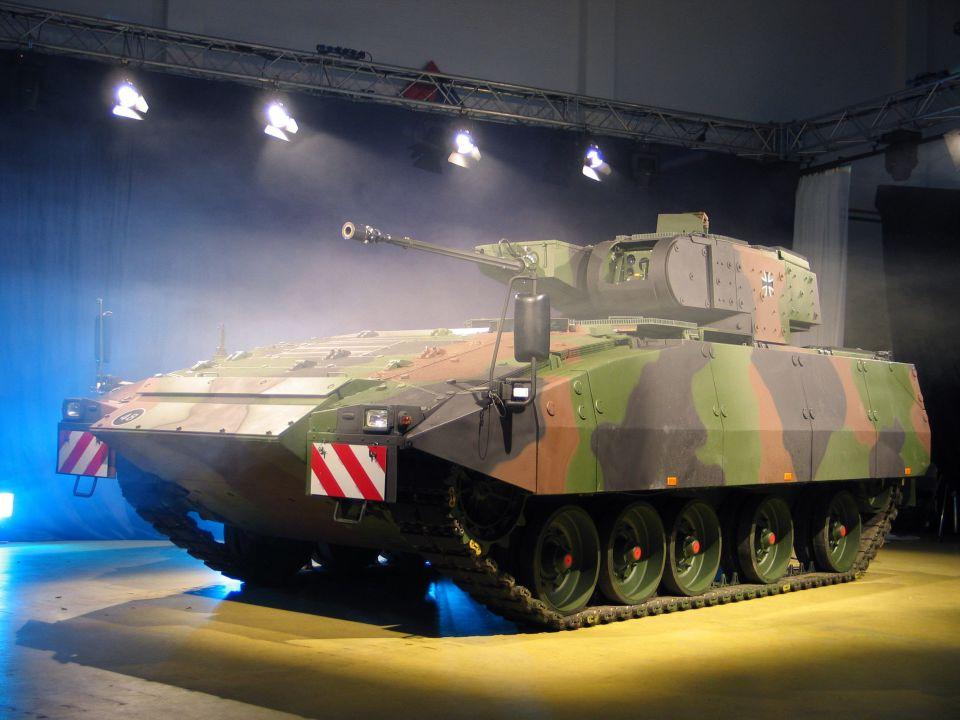 "Prototyp des ""Puma"" (2006)"