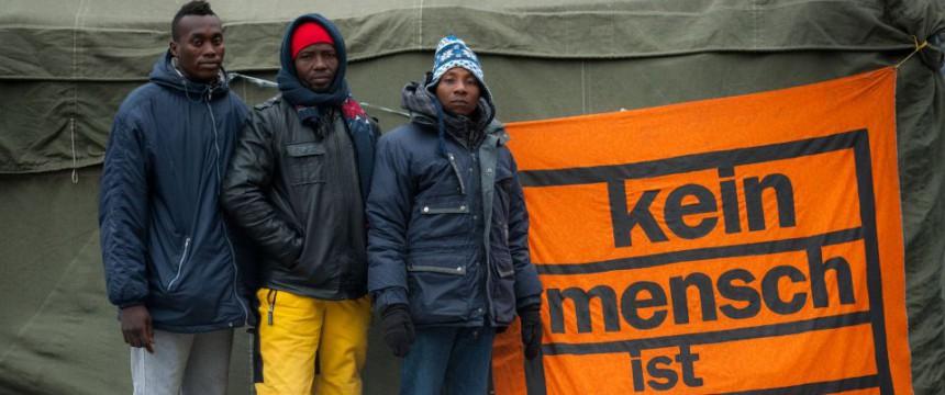 Asylbewerber in Bayern: Der Großteil ist männlich und jung Foto: picture alliance/SZ Photo