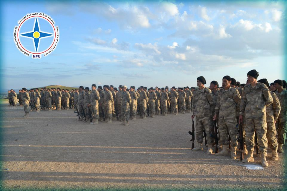 Niniveh Plain Protection Units