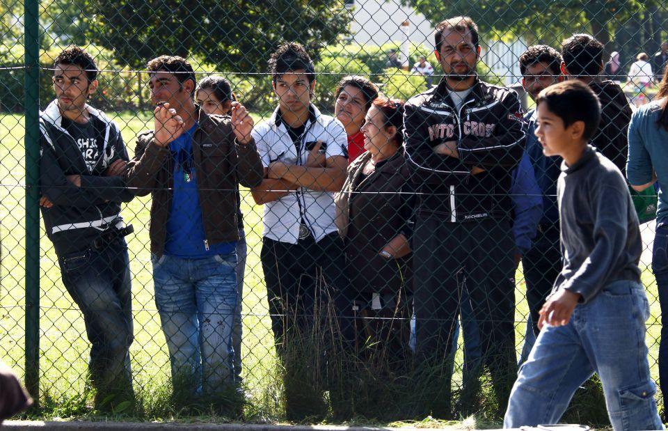 Asylbewerber in Deutschland (2010)