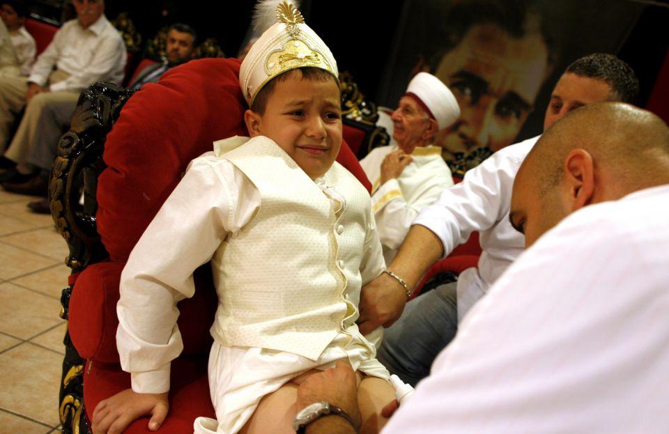 Beschneidungsfeier in Istanbul