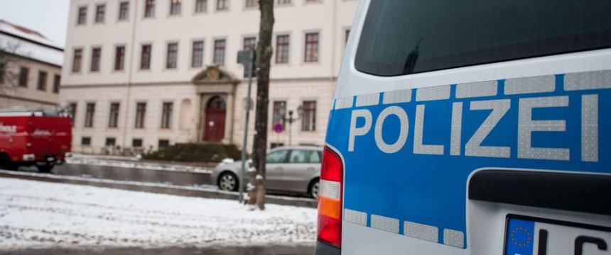 Polizei in Lüneburg: Bluttat wohl aufgeklärt Foto: dpa
