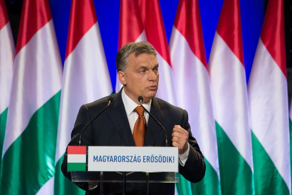 Ungarns Ministerpräsident Viktor Orbán: Sollte die EU an ihrem Rechtsstaatsmechanismus festhalten, will er mit seinem Veto den EU-Haushalt blockieren