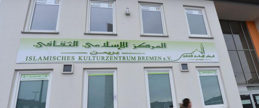 Islamisches Kulturzentrum in Bremen: Wird der Terror zum Alltag? Foto: dpa