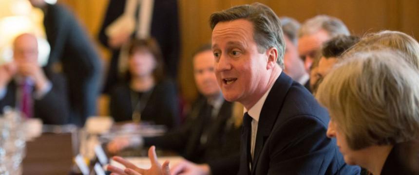"David Cameron bei der Rede: Kindesmißbrauch Mißbrauchsskandal ""im industriellen Ausmaß"""