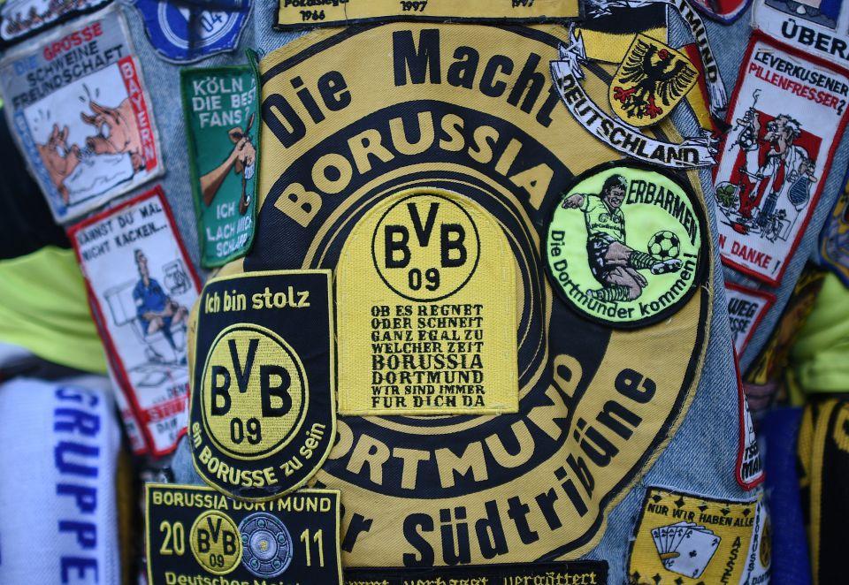 BVB-Sticker