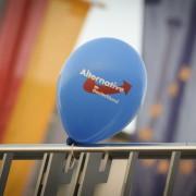 Wohin steuert die AfD? Foto: picture alliance/Becker&Bredel
