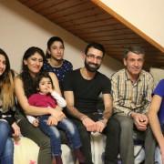 Familie Shamouns in Wiesbaden: Mißbrauch verhindert Hilfe für die echten Flüchtlinge Foto: JF