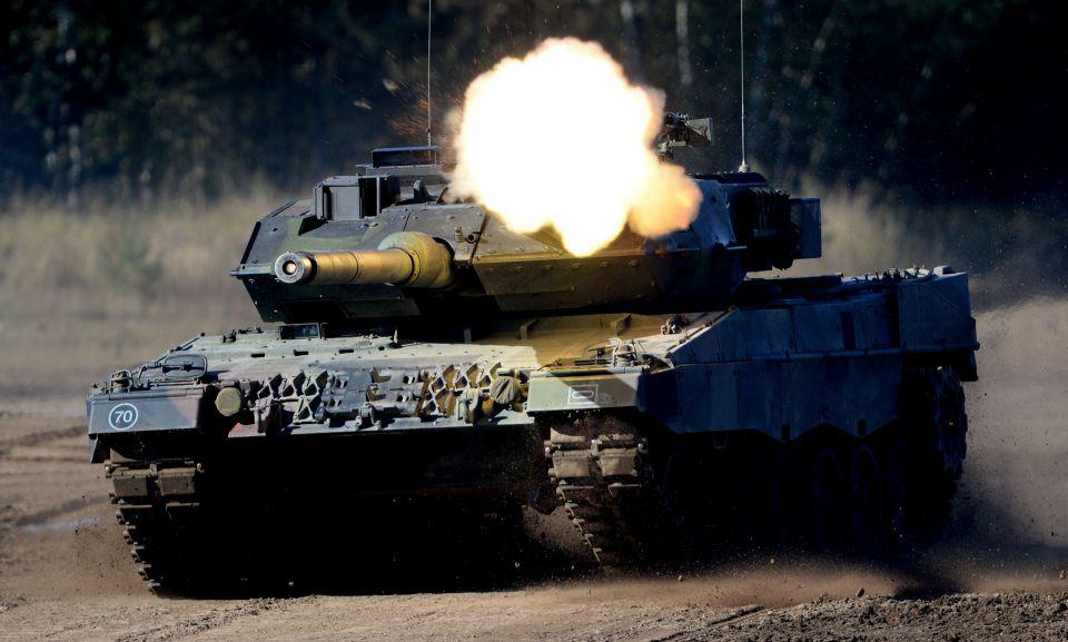 Leopard 2 (2013)