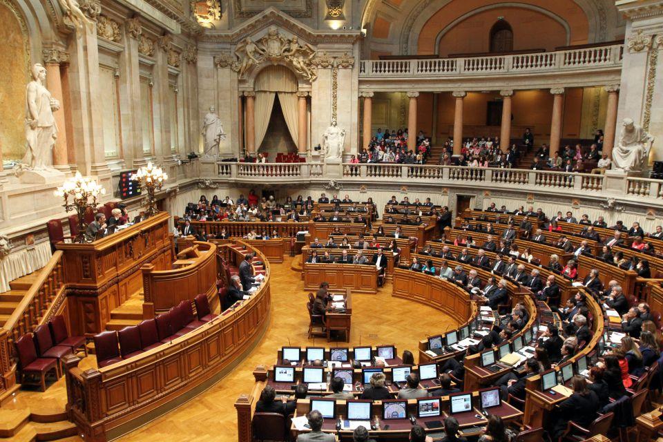 Parlament in Portugal