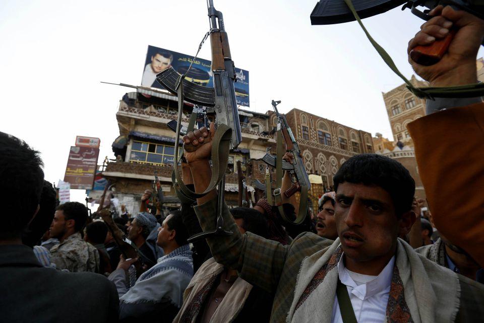 Huthi-Anhänger