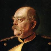 Otto von BIsmarck: Der Eiserne Kanzler der Deutschen (Franz von Lenbach) Foto:  picture alliance/ Heritage Images