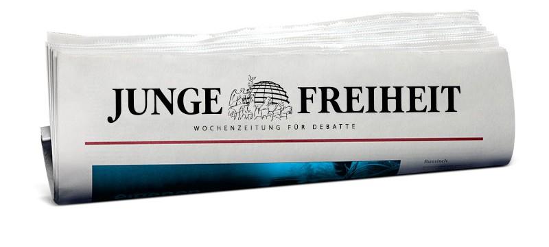 IVW: JUNGE FREIHEIT steigert verkaufte Auflage um 18 Prozent