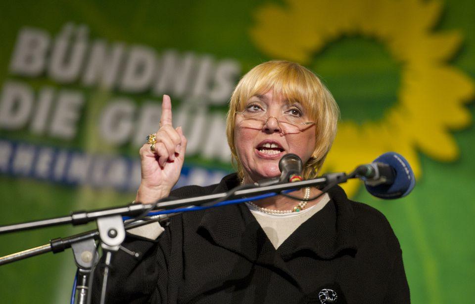 Claudia Roth (2011)