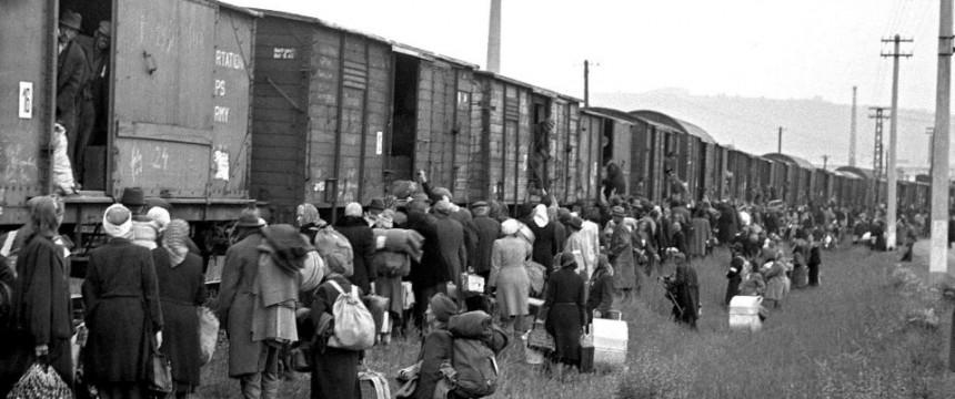 Deportation von Sudetendeutschen im Mai 1946: Ein inoffizieller Völkermord Foto:  picture-alliance / dpa/dpaweb