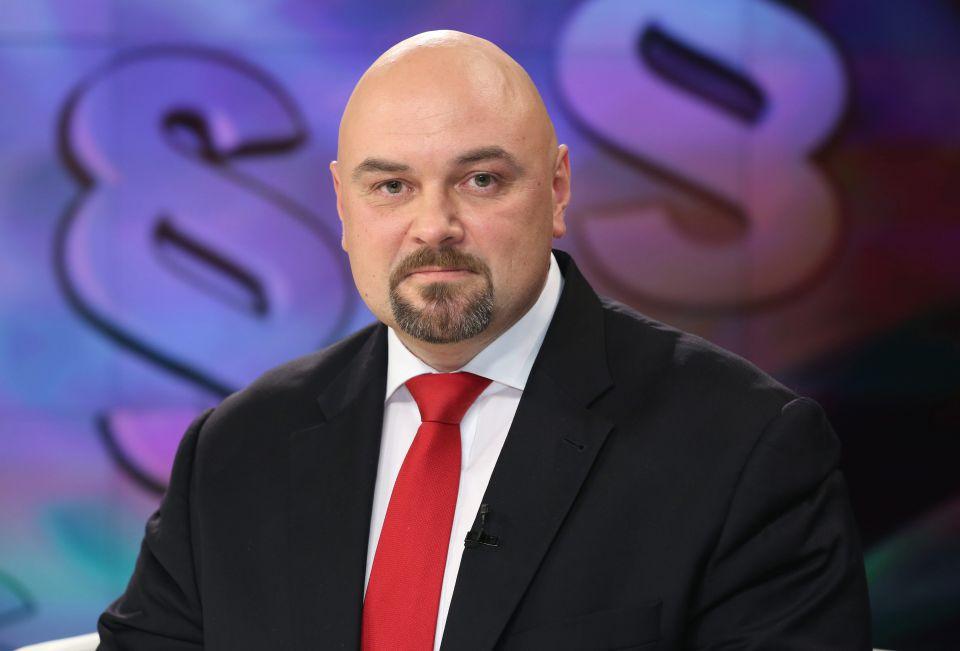 BDK-Chef André Schulz (2014)