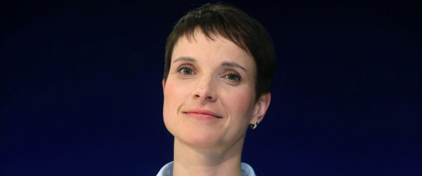 Frauke Petry: AfD-Chefin blieb unverletzt Foto:  picture alliance/Eventpress