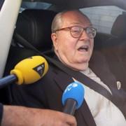 Der ehemalige Chef des Front National (FN) will eine neue Bewegung gründen Foto: picture alliance / AP Photo