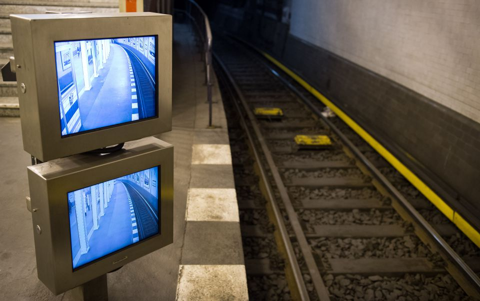 U-Bahnhof Klosterstraße