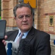 Bundespolizei-Chef Dieter Romann wil die Mißhandlungs-Vorwürfe prüfen Foto: picture alliance/dpa