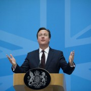 David Cameron: Asyl-Quoten in der Kritik Foto:  picture alliance/empics