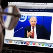 Rußlands Präsident Wladimir Putin Foto: picture alliance/dpa
