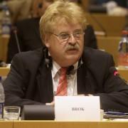 "Elmar Brok: Konservativer Wahlsieger ist ""Warnsignal"" Foto: http://www.elmarbrok.de"