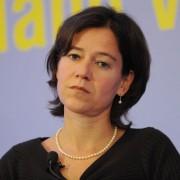 Karen Horn (2010): Streit um die Ausrichtung Foto: dpa
