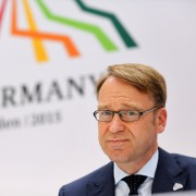 Bundesbank-Chef Jens Weidmann ist skeptisch gegenüber der Abschaffung des Bargeldes.  Foto: picture alliance / dpa