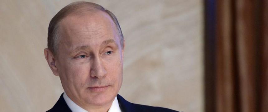 Wladimir Putin: Stellt baltische Unabhängigkeit in Frage (Foto: dpa)