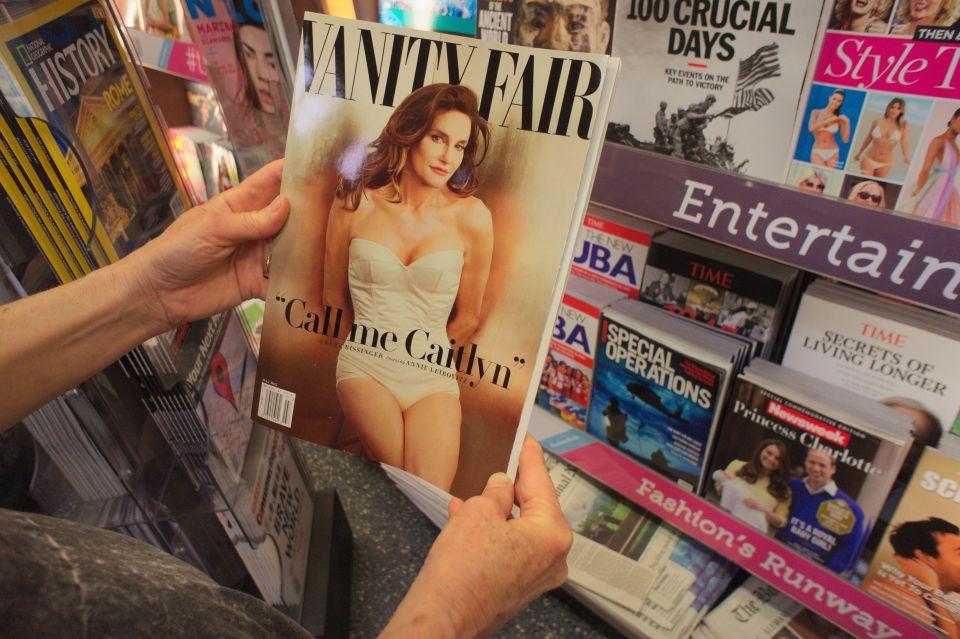 Cover der Vanity Fair