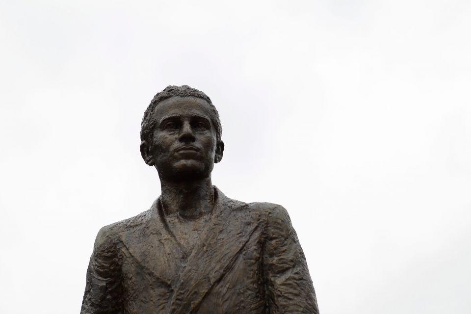 Statue Gabrilo Princip