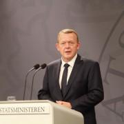 Lars Løkke Rasmussen: Asylrechtsverschärfung angekündigt Foto:  picture alliance/ZUMA Press
