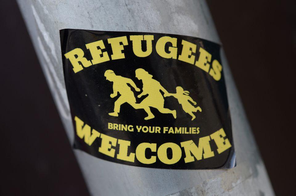Asylbewerber willkommen