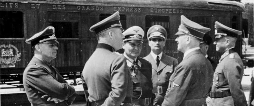 Ein Eisenbahnwagen Macht Geschichte Junge Freiheit
